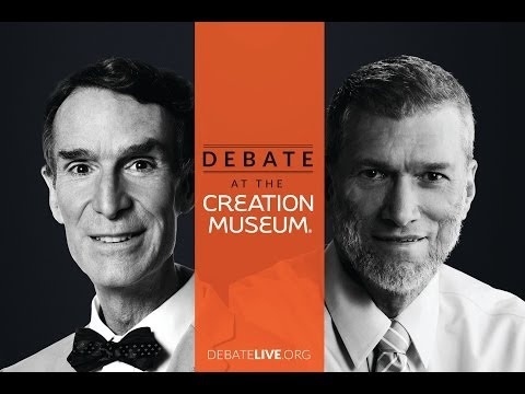 debate - Is creation a viable model of origins in today's modern, scientific era? Leading creation apologist and bestselling Christian author Ken Ham is joined at the...