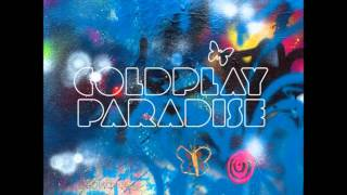 Coldplay - Paradise (Tiesto Remix) lyrics (French translation). | When she was just a girl