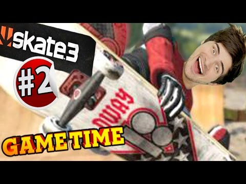 smosh - Smosh Games LIVESTREAM Fridays @ 3-5pm PT ▻▻ http://smo.sh/SGTwitchtv Ian and Anthony are back with some more sweet Ballsack McGee action in Skate 3 (part 2). But this time they're recruiting...