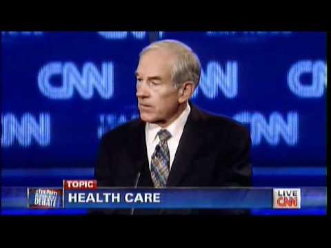 Ron Paul Highlights – CNN Tea Party Debate