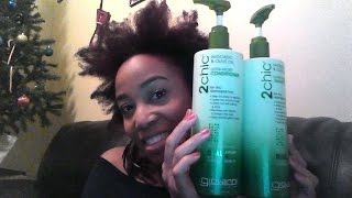 Giovanni products are great for 4c hair! Amazing! Click the link for a more detailed review. Don't forget to thumbs up the video!