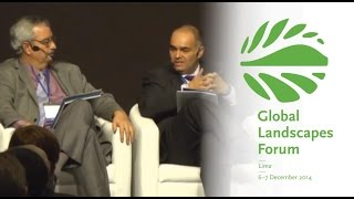 Watch this Discussion Forum on the first day of the Global Landscapes Forum 2014, in Lima, Peru, during COP20. This discussion focused on REDD+ ...