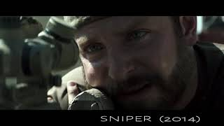 Top 10 Sniper Movies 2001   2017 LATEST MUST WATCH (3M Views)