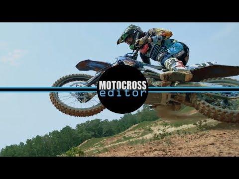 Justin Barcia 51 / Motocross Editor