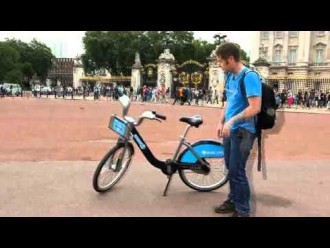 Ridden: the Barclays Cycle Hire bikes
