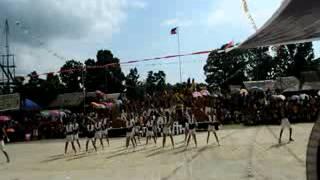 Rizal (Palawan) Philippines  City new picture : Rizal Palawan, Punta Baja Mass Dance