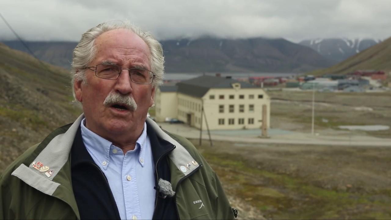 Longyearbyens historie: Huset