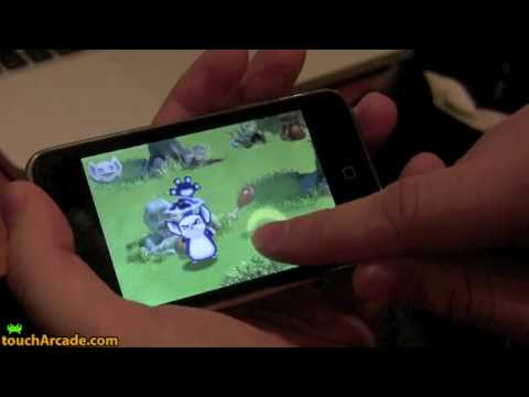 GDC 2010: Hands on with 'Pocket Creatures'