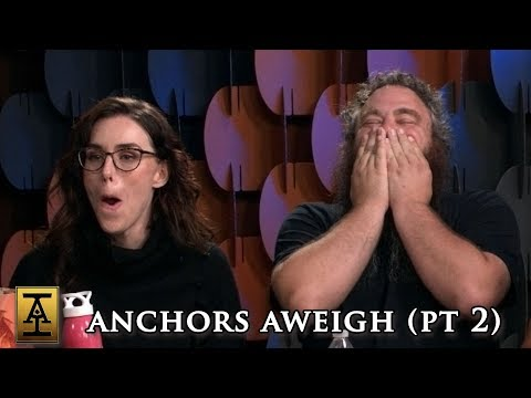 Anchors Aweigh, Part 2 - S1 E24 - Acquisitions Inc: The