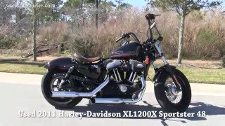 7. 2011 Harley Xl1200x Sportster Forty-Eight for sale