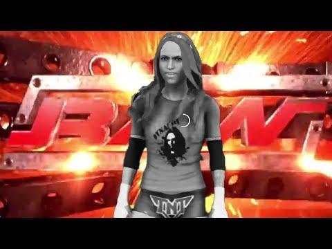 WWE 2K18| RAW