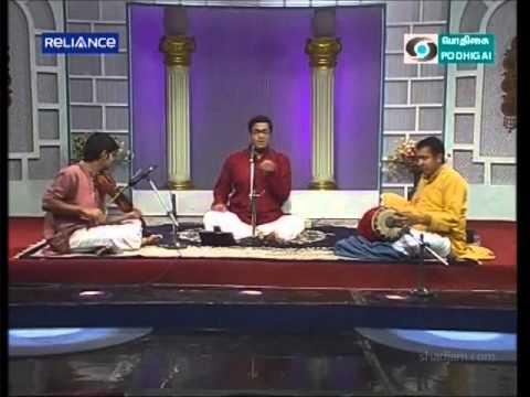 Enadhu manam – HariKambhoji – Shri. Bharath Sundar.