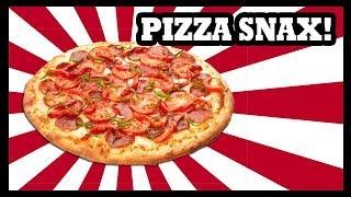 味覚テスト!! PIZZA FLAVORED POTATO CHIPS?! - Food Feeder