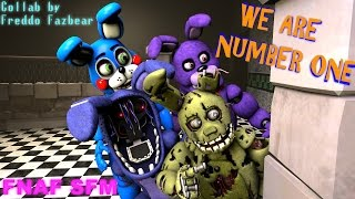 Video We Are Number One but it's a [FNAF SFM] Collab MP3, 3GP, MP4, WEBM, AVI, FLV Desember 2017