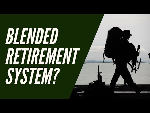 Should You Opt-In to the Blended Retirement System or Nah?!