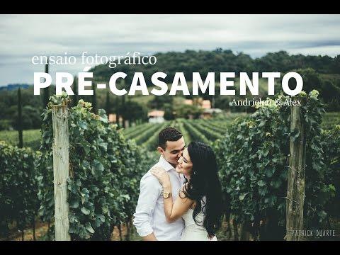 Ensaio de Casal Pré-Casamento Andrielen e Alex em Bento Gonçalves