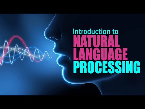 Introduction: Natural Language Processing (NLP)   Part-1   Eduonix