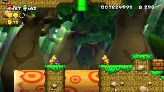 [ITA] Let's Play: New Super Mario Bros. U - Mondo 5: Giungla Gassata [1/2]