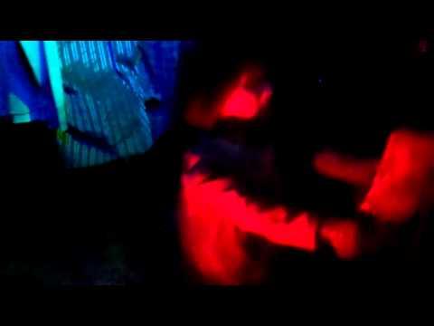"""TransWorld Haunters' Convention 2012 """"Poison Props"""" Portrait Zombie"""