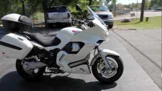 8. 2012 Moto Guzzi Norge 1200 GT at Euro Cycles of Tampa Bay