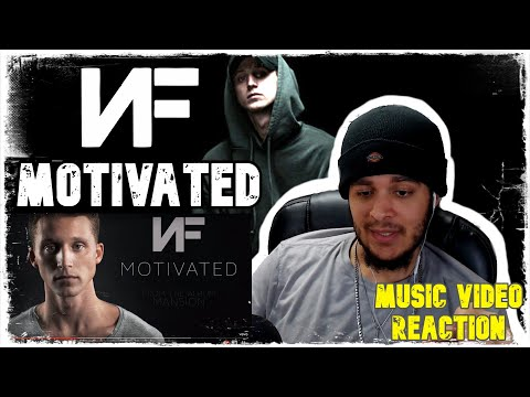 NF - Motivated - OFFICIAL MUSIC VIDEO - REACTION !!