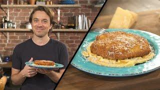 Chicken & Waffles Italian Style | Frankie Celenza by Tastemade