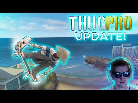 Tony Hawk Underground Pro - Update!