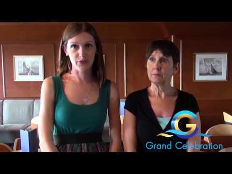 Grand Celebration Cruise Barbara Lisa Testimonial