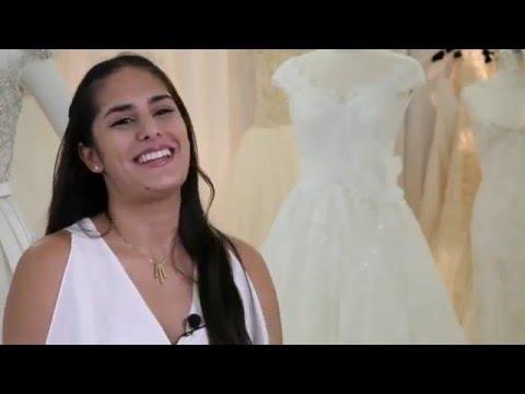 [D'Royal Bride] Una cita de vestidos de novia en San Juan