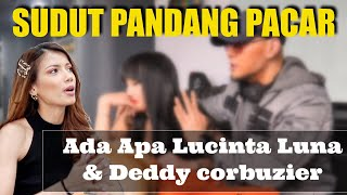 Video Inilah penyebab DEDDY CORBUZIER & LUCINTA LUNA cekcok‼️ MP3, 3GP, MP4, WEBM, AVI, FLV April 2019
