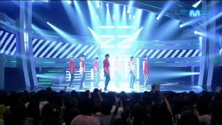 Download Lagu 120614 INFINITE-The Chaser+Winner@M!Countdown Mp3