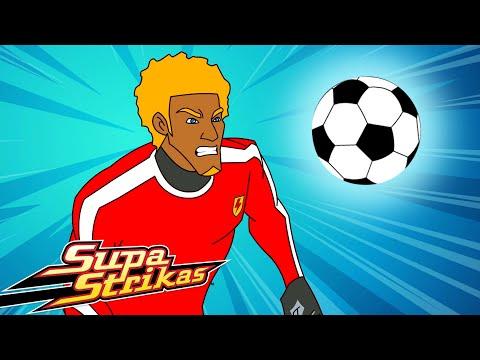 S6 E1 - The Brislovian Candidate   SupaStrikas Soccer kids cartoons   Super Cool Football Animation