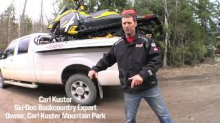 5. Ski-Doo U: Making Downhill U-Turns Easy