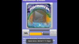 Harmonize Guided Meditation YouTube video