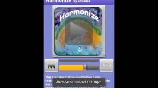Harmonize Guided Meditation YouTube video