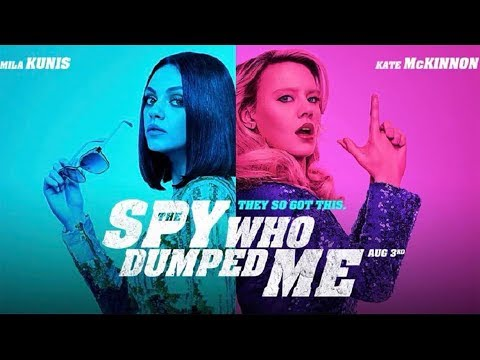 """""""The Spy Who Dumped Me"""" + More Movies Available Now on DVD, Blu-Ray and Digital"""