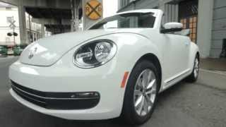 2013 Volkswagen Beetle TDI Convertible Auto Review