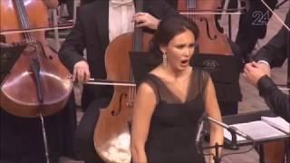 Солистка венской оперы Аида Гарифуллина выступила с ГСО РТ и Александром Сладковским