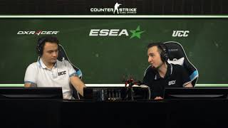 (RU) ESEA MDL Main S27 || ALTERNATE aTTaX vs Nexus bo1 || by @Toll_tv & @MrDoublD