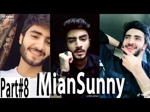 Latest Musicallys Of Mian Sunny || #Tiktok Musically || Part#8 !