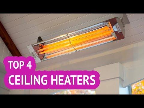 4 Best Ceiling Heaters 2018 Reviews