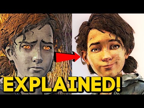 HOW CLEMENTINE SURVIVED? - The Walking Dead: