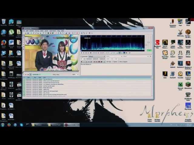 Aegisub-tutorial-timing-subtitles