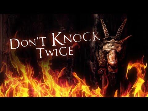 Не стучи дважды - Прохождение хоррора Don't Knock Twice