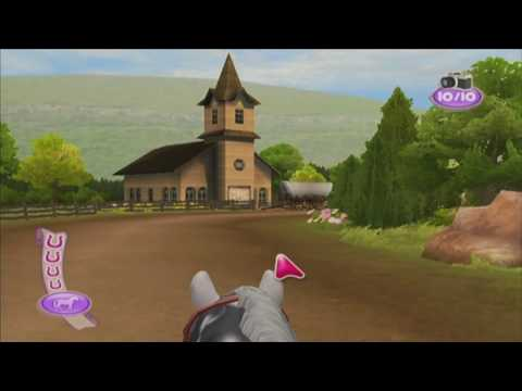 pony friends 2 wii trailer