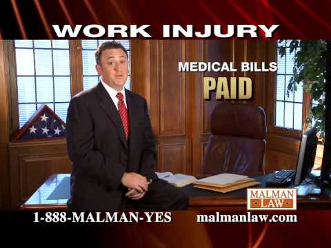 Malman Law – Chicago Workers Compensation Lawyer | TV Commercial
