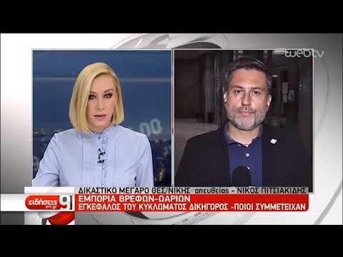 Κύκλωμα παράνομων υιοθεσιών | 27/09/2019 | ΕΡΤ