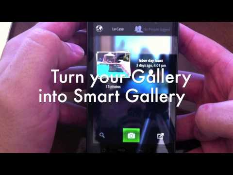 Video of VisR - A Smart Photo Gallery