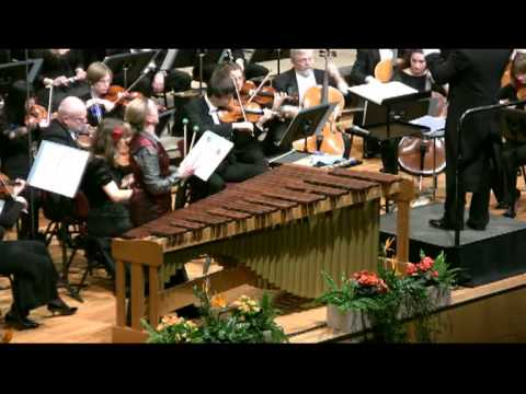 Ney Rosauro – Concerto No. 2 for Marimba and Orchestra (3rd Mvmt)