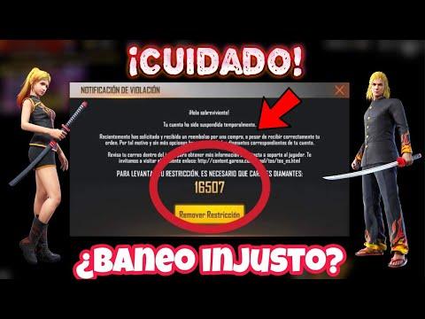 3 CONSEJOS PARA NO SER BANEADO POR REEMBOLSO DE DIAMANTES EN FREE FIRE (AUNQUE NO RECARGUES) 💎 2021